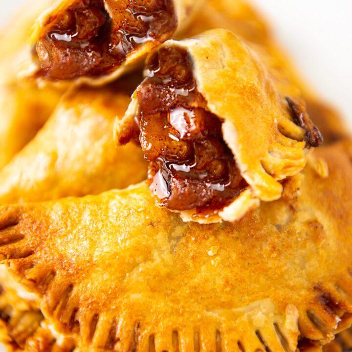 Air Fryer Fried Apple Pies